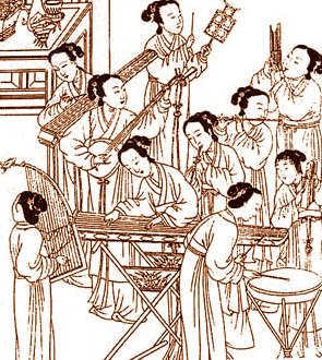 chinese instrumentalists